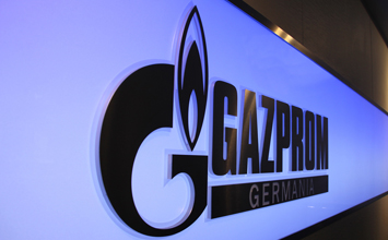 Gazprom Germania - Kommunikationsdesign von HORN Orientierungssysteme Berlin
